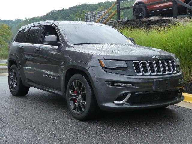 Pre-Owned 2015 Jeep Grand Cherokee 4WD 4dr SRT