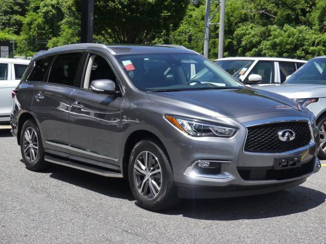 Pre-Owned 2019 INFINITI QX60 LUXE AWD