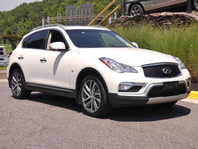 Infiniti Suv 2017 >> Pre Owned 2017 Infiniti Qx50 Awd All Wheel Drive Suv