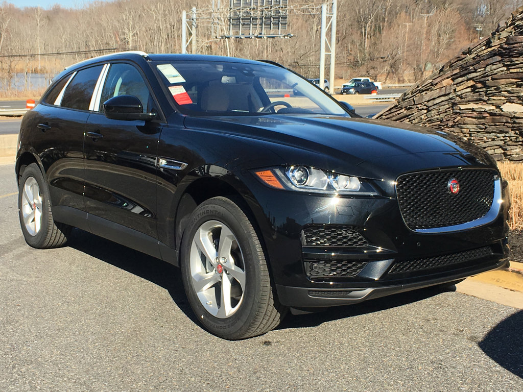 New Jaguar FPACE T Premium AWD SUV In Annapolis J - All wheel drive jaguar