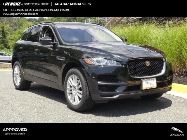 Certified Pre-Owned 2017 Jaguar F-PACE 20d Prestige AWD