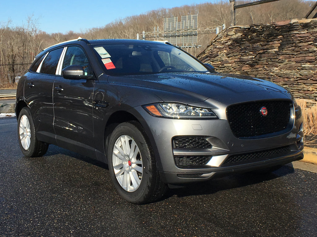 new 2018 jaguar f pace 30t prestige awd suv in annapolis. Black Bedroom Furniture Sets. Home Design Ideas