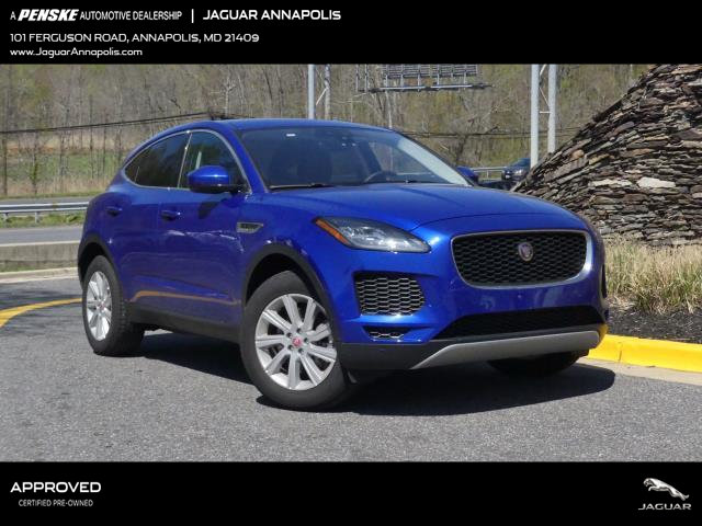 Certified Pre-Owned 2018 Jaguar E-PACE P250 AWD S