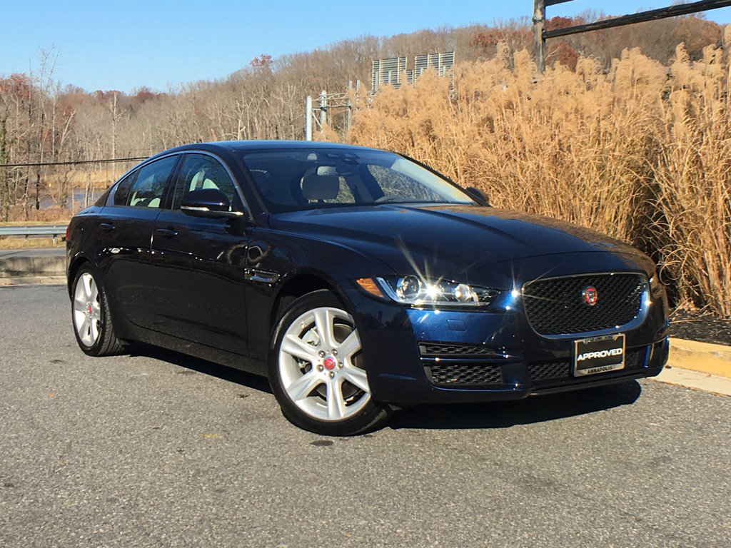 Certified Pre-Owned 2018 Jaguar XE 25t Premium AWD