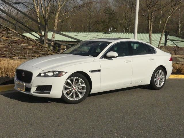 Certified Pre-Owned 2020 Jaguar XF Sedan 25t Premium AWD