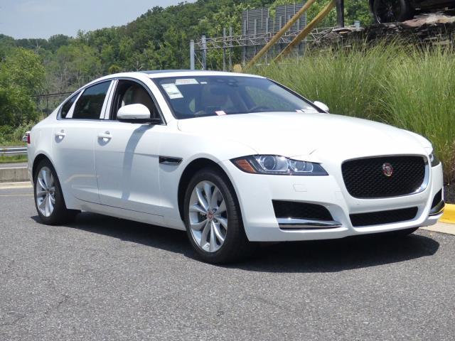 New 2020 Jaguar XF Sedan 25t Premium AWD All Wheel Drive 4 Door Sedan