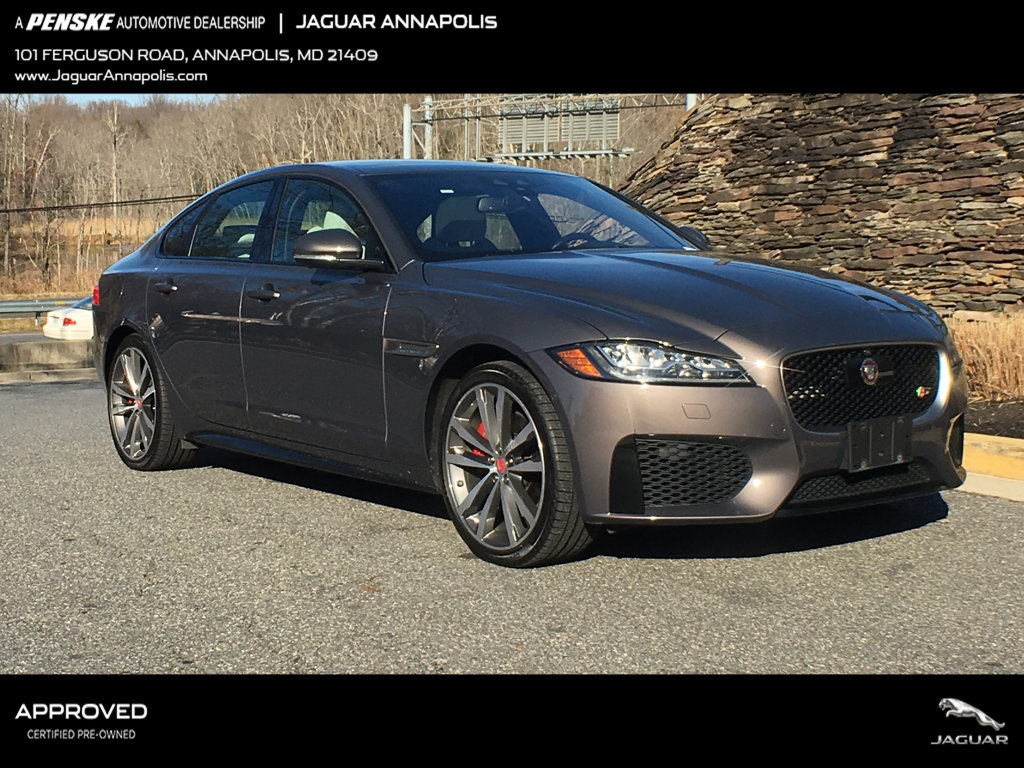 Certified Pre-Owned 2016 Jaguar XF 4dr Sedan S AWD