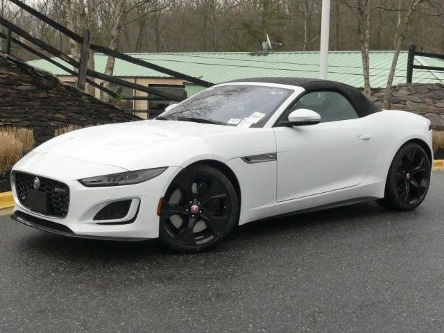 New 2021 Jaguar F-Type F TYPE 380 CPE 2DR R-DYNAM CPE AT