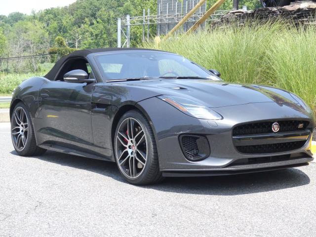 New 2020 Jaguar F-TYPE Convertible Automatic Checkered Flag AWD