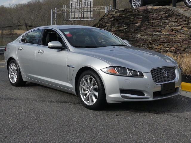 Pre-Owned 2015 Jaguar XF 4dr Sedan I4 T Premium RWD