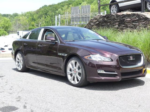 New 2019 Jaguar XJ XJ R-Sport AWD All Wheel Drive 4 Door Sedan