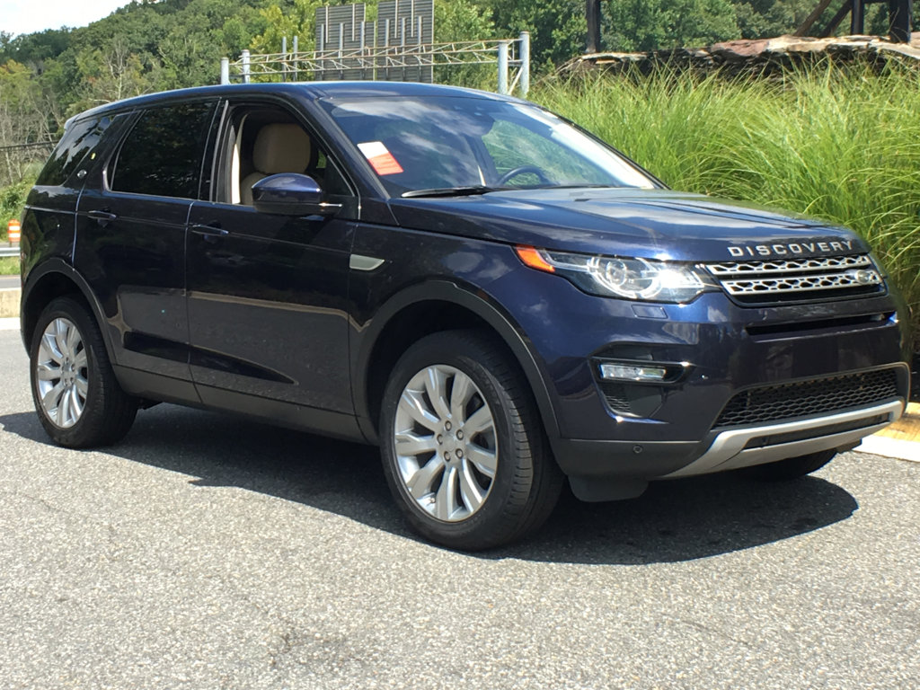 Pre-Owned 2015 Land Rover Discovery Sport AWD 4dr HSE SUV in ...