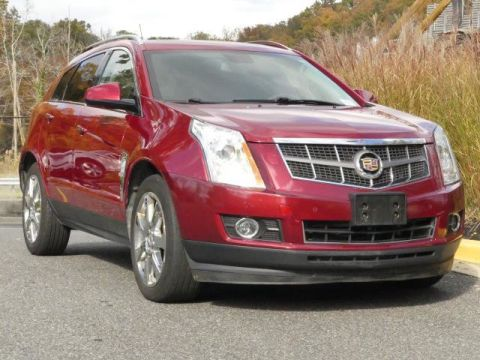 Pre-Owned 2011 Cadillac SRX AWD 4dr Premium Collection