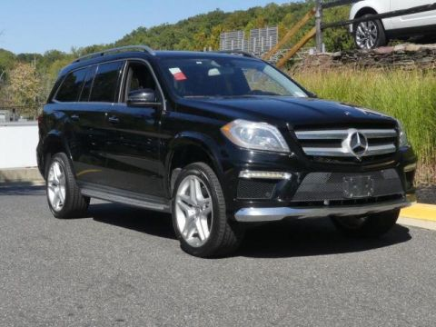 Pre-Owned 2014 Mercedes-Benz GL-Class 4MATIC® 4dr GL 550