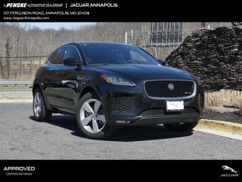 Certified Pre-Owned 2018 Jaguar E-PACE P300 AWD R-Dynamic SE