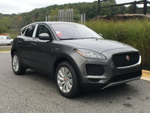 New 2019 Jaguar E-PACE P250 AWD SE