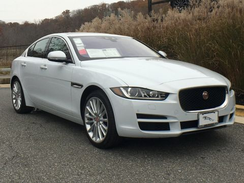 Pre-Owned 2018 Jaguar XE 35t Portfolio Limited Edition AWD