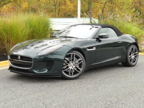 New 2020 Jaguar F-TYPE Convertible Automatic P300