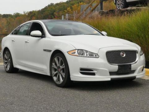 Pre-Owned 2015 Jaguar XJ 4dr Sedan AWD