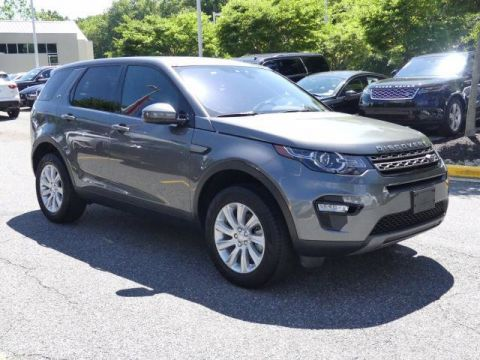Pre-Owned 2018 Land Rover Discovery Sport SE 4WD
