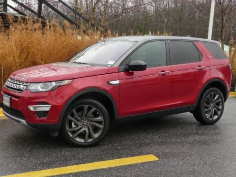 Pre-Owned 2019 Land Rover Discovery Sport HSE Luxury 4WD