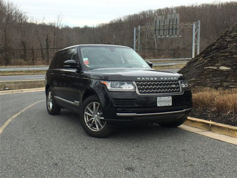 Certified Pre-Owned 2015 Land Rover Range Rover 4WD 4dr