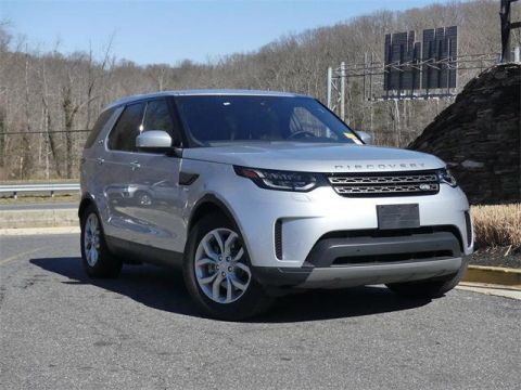 Pre-Owned 2017 Land Rover Discovery SE V6 Supercharged