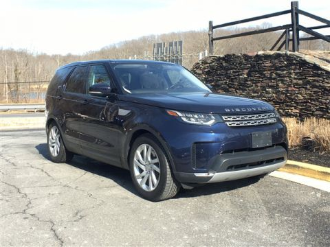 Certified Pre-Owned 2017 Land Rover Discovery HSE V6 Supercharged
