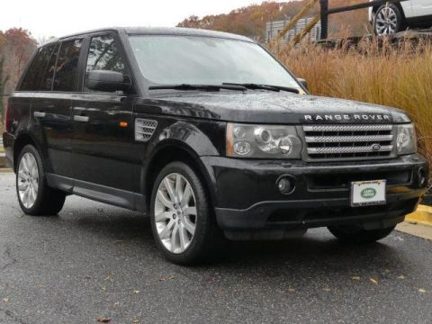 Pre-Owned 2006 Land Rover Range Rover Sport 4dr Wagon SC