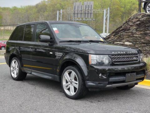 Pre-Owned 2013 Land Rover Range Rover Sport Supercharged