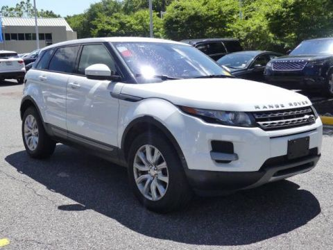 Pre-Owned 2014 Land Rover Range Rover Evoque 5dr Hatchback Pure