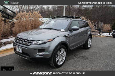 Pre-Owned 2014 Land Rover Range Rover Evoque 5dr Hatchback Pure Plus