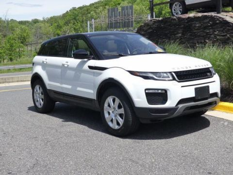 Certified Pre-Owned 2016 Land Rover Range Rover Evoque 5dr Hatchback SE Premium