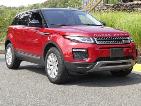 Pre-Owned 2019 Land Rover Range Rover Evoque 5 Door SE